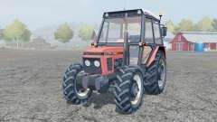 Zetor 7745 front loader para Farming Simulator 2013