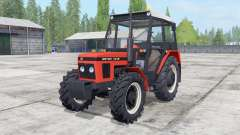 Zetor 6211-7245 configuration engine para Farming Simulator 2017