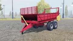 PRT-10 para Farming Simulator 2013