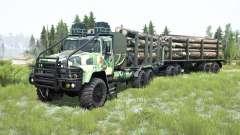 KrAZ-260 para MudRunner