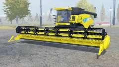New Holland CR9090 titanium yellow para Farming Simulator 2013
