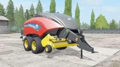 New Holland BigBaler 340 and Roll-Belt 450 para Farming Simulator 2017