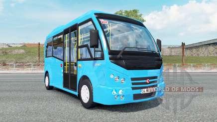 Karsan Jest 2013 para Euro Truck Simulator 2