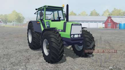 Deutz DX 145 para Farming Simulator 2013