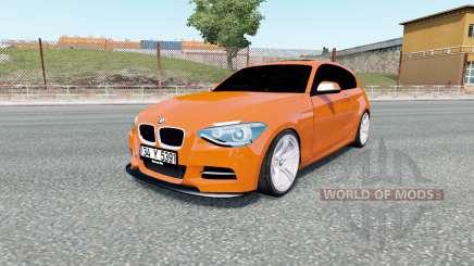 BMW M135i 3-door (F21) 2015 para Euro Truck Simulator 2