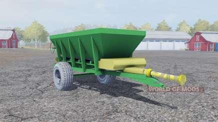 Unia RCW 3000 para Farming Simulator 2013