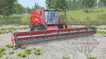 Case IH Axial-Flow 5130 coral red para Farming Simulator 2015