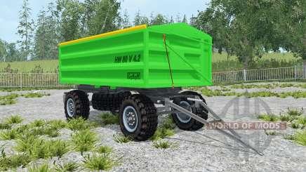 Conow HW 80 V4.2 para Farming Simulator 2015