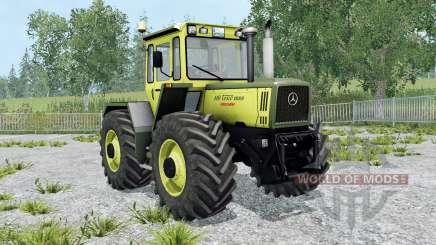 Mercedes-Benz Trac 1800 inteᶉcooleᶉ para Farming Simulator 2015