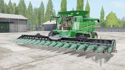 John Deere S600 NOS vᶒrsion para Farming Simulator 2017
