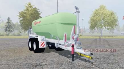 Eckart Lupus 185 para Farming Simulator 2013
