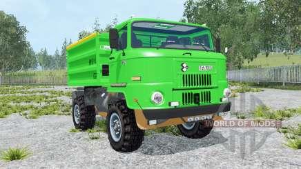 IFA L60 kipper para Farming Simulator 2015