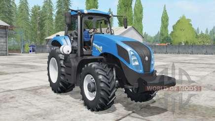 New Holland T8.300 para Farming Simulator 2017