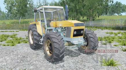 Ursus 1224 arylide yellow para Farming Simulator 2015