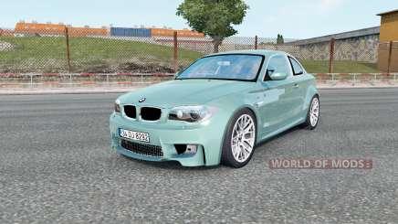 BMW 1M (E82) 2011 half baked para Euro Truck Simulator 2
