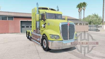 Kenworth Т609 para American Truck Simulator