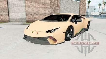 Lamborghini Huracan (LB724) 2017 para American Truck Simulator