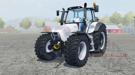 Hurlimann XL 130 new dirt skin  para Farming Simulator 2013