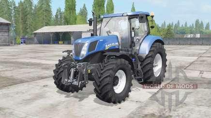 New Holland T7.220-270 MR para Farming Simulator 2017