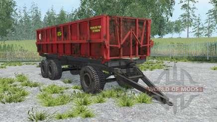 PSTB-17 animation сброса〡наполнения para Farming Simulator 2015