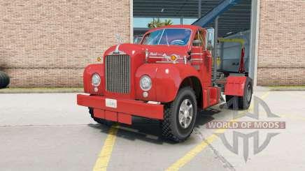 Mack B61 1962 para American Truck Simulator