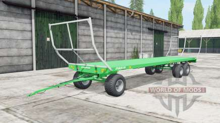 Joskin Wago TR10000 para Farming Simulator 2017