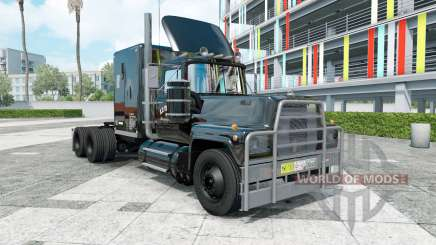 Mack RS700 Rubber Duck 6x4 para American Truck Simulator