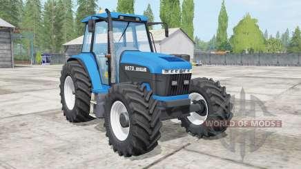 New Holland 8070 para Farming Simulator 2017