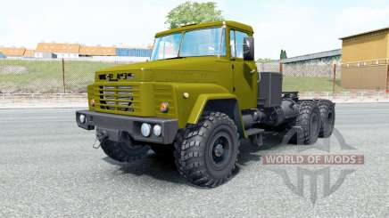 KrAZ-260V 6x6 para Euro Truck Simulator 2