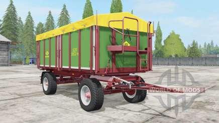 Strautmann SZK 1802-Ⱨ para Farming Simulator 2017