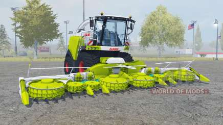 Claas Jaguar 980 and Orbis 900 para Farming Simulator 2013