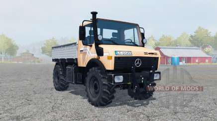 Mercedes-Benz Unimog U1450 (Bᶉ.427) para Farming Simulator 2013