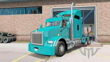 Kenworth Т800 para American Truck Simulator