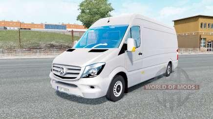 Mercedes-Benz Sprinter 315 CDI LWB (Br.906) 2015 para Euro Truck Simulator 2