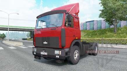 MAZ-54323 para Euro Truck Simulator 2