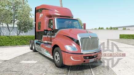 International LT625 Sky-Rise Sleeper 2016 para American Truck Simulator