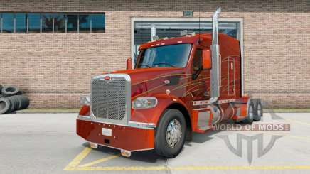 Peterbilt 567 Ultra Cabina Sleepeᶉ para American Truck Simulator