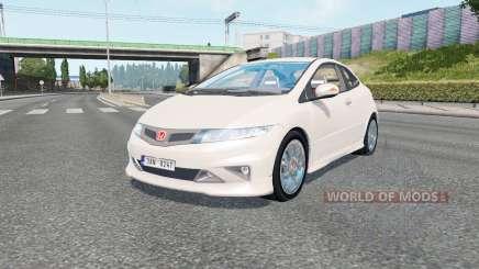 Honda Civic Type-R (FN2) para Euro Truck Simulator 2
