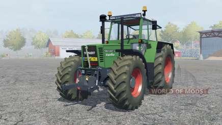Fendt Favorit 615 LSA Turbomatiƙ para Farming Simulator 2013
