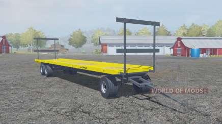 La Littorale PU 18 para Farming Simulator 2013