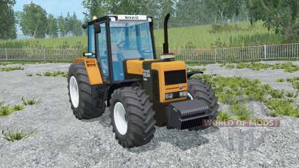 Renault 155.54 TX jaffa para Farming Simulator 2015