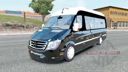 Mercedes-Benz Sprinter City (Br.906) 2017 para Euro Truck Simulator 2