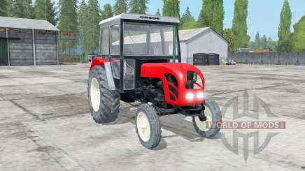 Ursus C-360 light brilliant red para Farming Simulator 2017