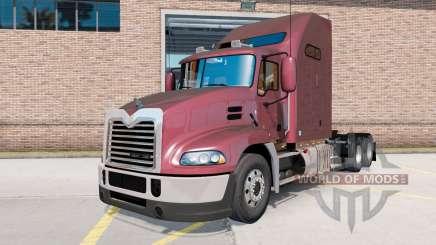 Mack Pinnacle AB Sleeper para American Truck Simulator
