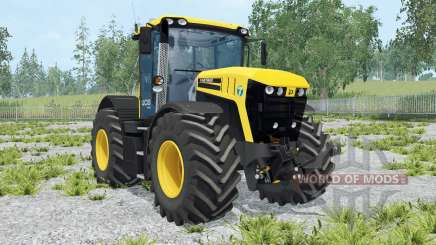 JCB Fastrac 4220 golden dream para Farming Simulator 2015