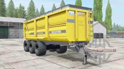 Bednar Vagón WƓ 27000 para Farming Simulator 2017