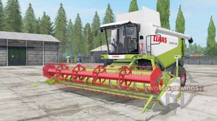 Claas Lexion 580 and 600 para Farming Simulator 2017