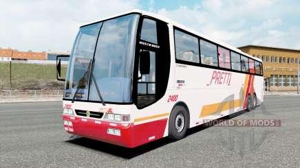Busscar Vissta Buss para Euro Truck Simulator 2