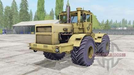 Kirovets K-700A cuerpo de selección para Farming Simulator 2017