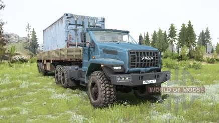 Ural Siguiente (44202-5311-74Е5) para MudRunner